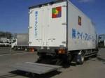 冷凍冷蔵格納ゲート車(4t)